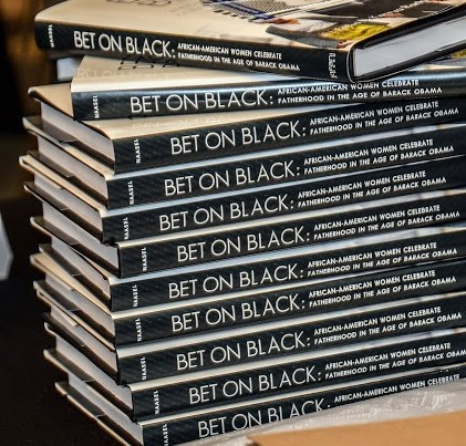Copies off Bet on Black hot off the press_Credit Jayfresh Photography