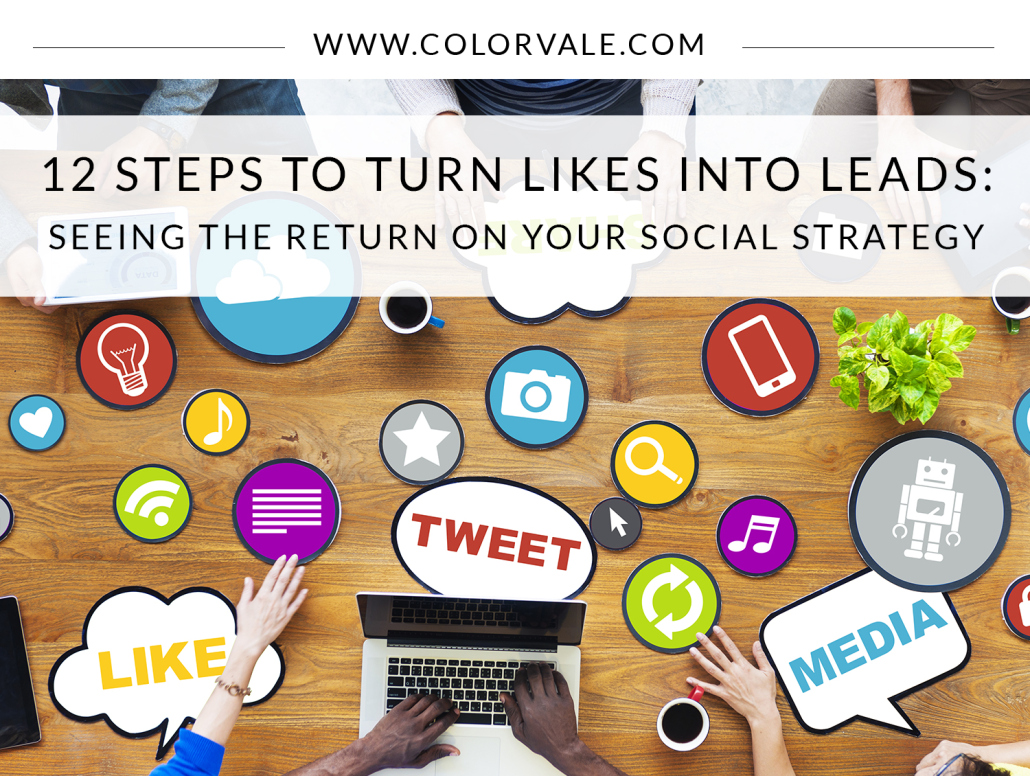 12 Steps to Turn Likes Into Leads