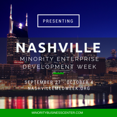 MINORITY BUSINESS CENTER TO HOST MED WEEK, INTRODUCES WORKSHOP FOR BEAUTY INDUSTRY PROFESSIONALS