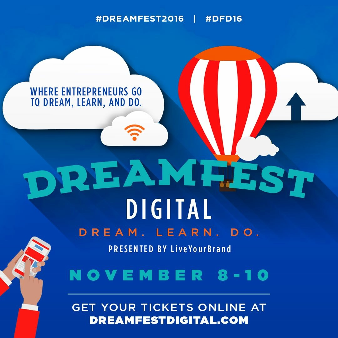 5 reasons why you should go to DreamFest Digital