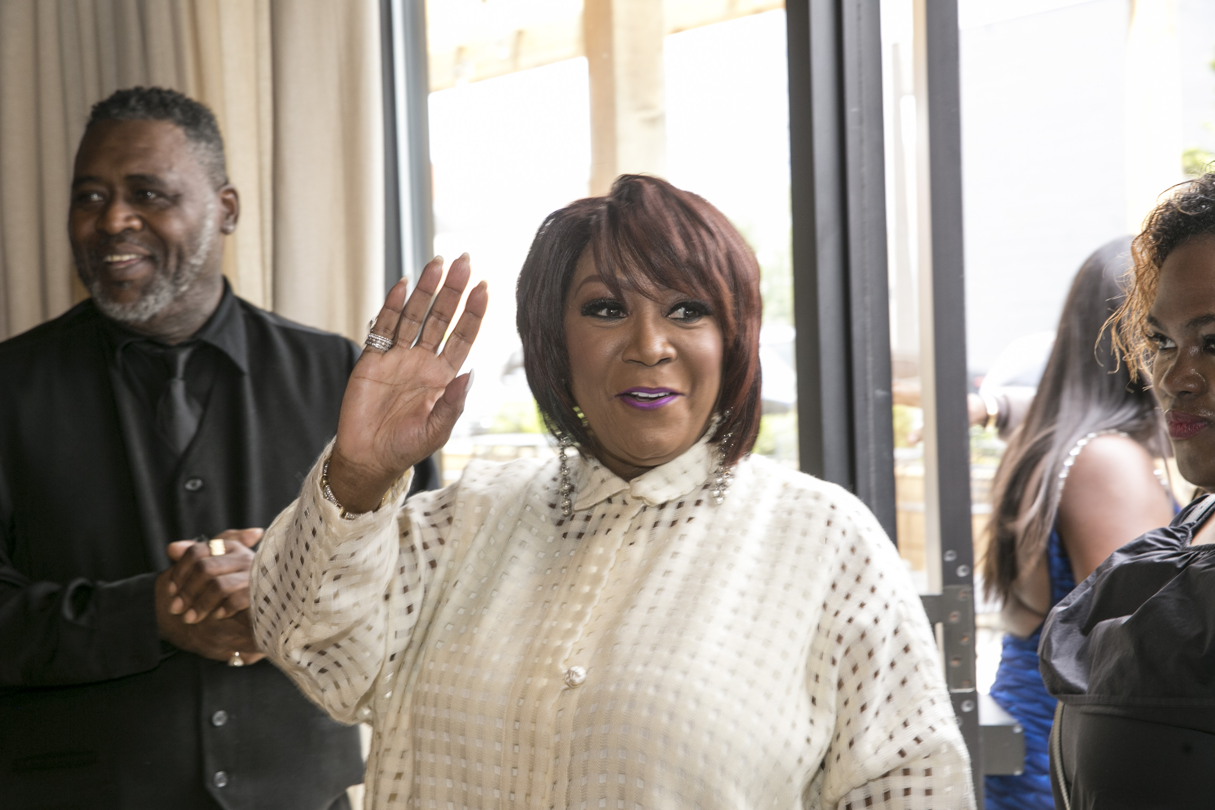 NATIONAL MUSEUM OF AFRICAN AMERICAN MUSIC CELEBRATES BLACK MUSIC MONTH WITH LEGENDS LUNCH HONORING PATTI LABELLE, KIRK FRANKLIN