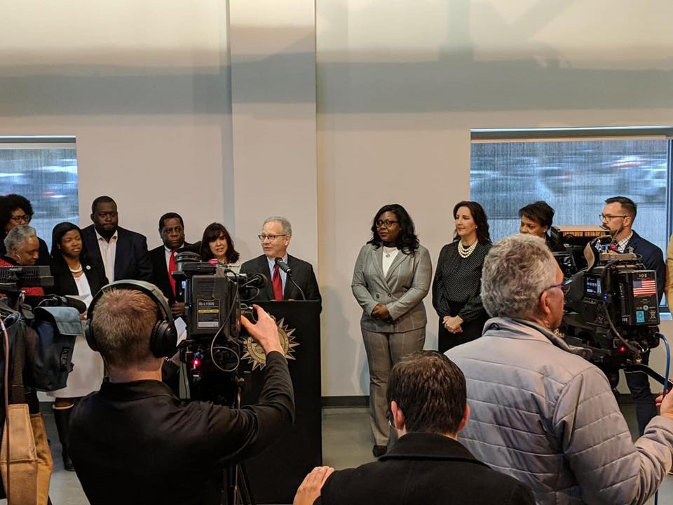 Nashville Mayor David Briley Introduces Historic Legislation to Support Minority Business Owners