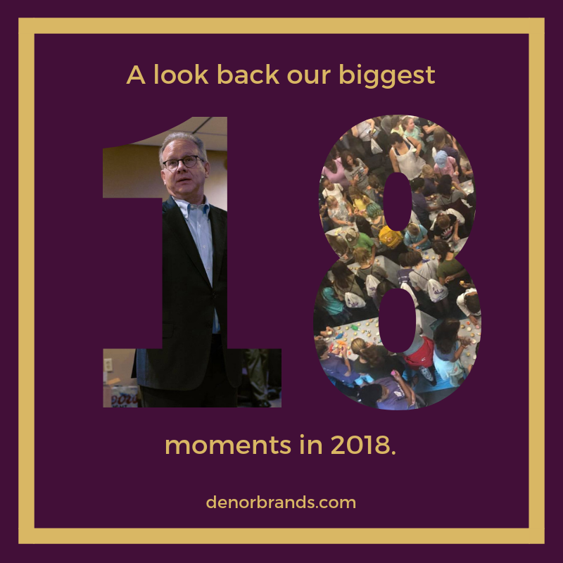 A Look Back into 2018: Our Year in Review