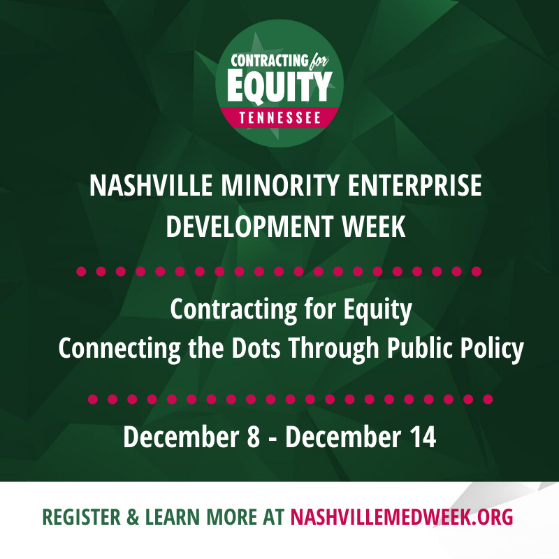 NASHVILLE MINORITY BUSINESS CENTER TO HONOR HISTORIC 'GREENBOOK' LEGACY BUSINESSES